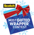 Winner Named in Scotch Tape's National Gift Wrapping Contest